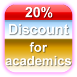 20 Percent Discount For Teachers and Academic Staff