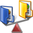 Compare Files and Folders Functionality Icon
