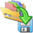 Decompress Archives Functionality Icon