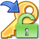 Decrypt Files Functionality Icon