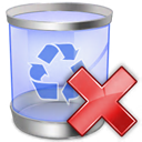 Fast Delete Functionality Icon