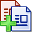 Join Files Functionality Icon