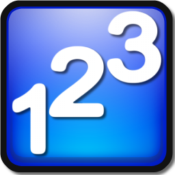 Proper Numbers Library Icon