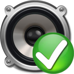 Audio Control Icon