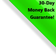 Unconditional 30 Days Money Back Guarantee!