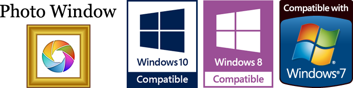 Photo Window Windows Compatibility Seals